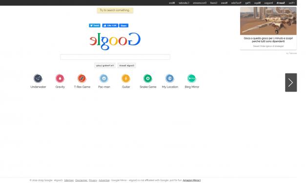 Divertenti trucchi di Google che non tutti conoscono