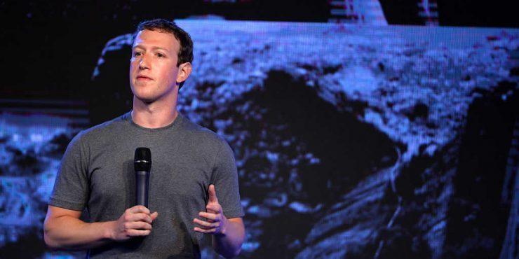 """Mark Zuckerberg  """"L'imprenditorialità non deve essere l'obiettivo"""""""
