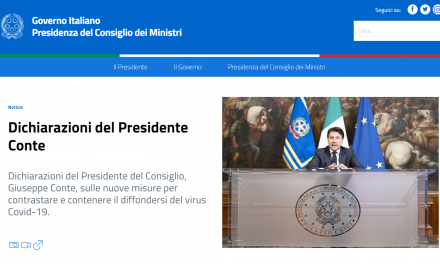 """La comunicazione del Governo: """"Grande Fratello Style"""" by Rocco Casalino"""